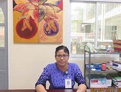 Daw Thuzar Kyi Win, Lecturer